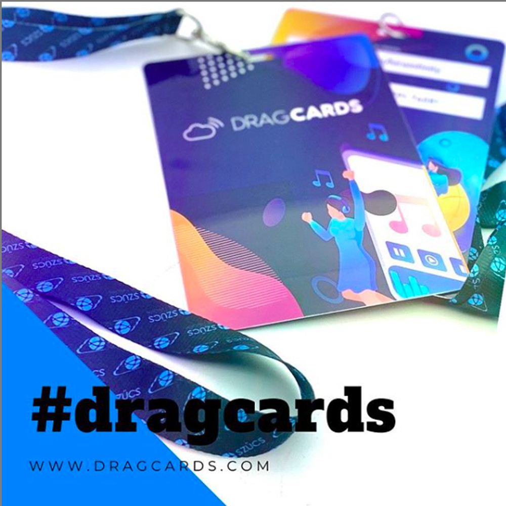 Dragcards